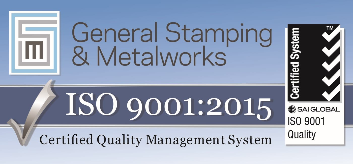 Our Evolution - General Stamping & Metalworks